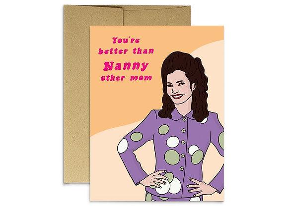 Fran Mom Card