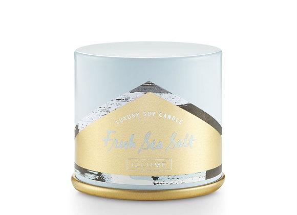 Fresh Sea Salt Tin Candle