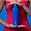 Thumbnail: Gloss Cobalt 16oz Canteen Bottle