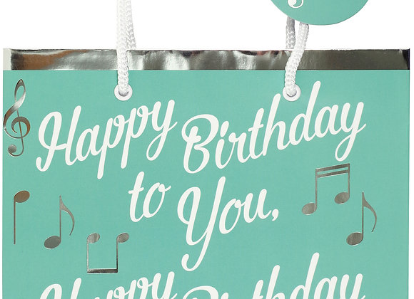 Deluxe Bag Happy Birthday To You