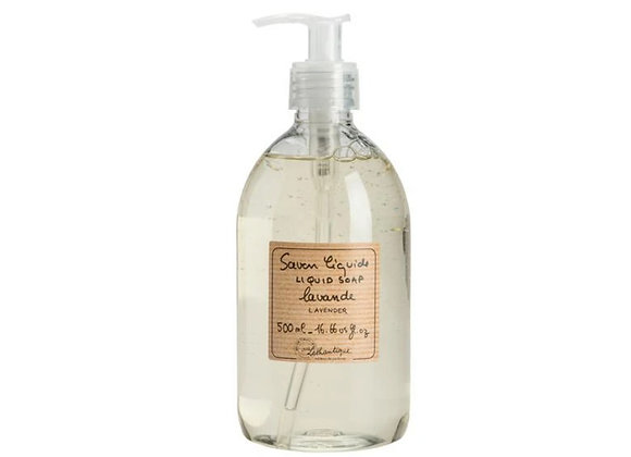 Lavender White Label Liquid Hand Soap