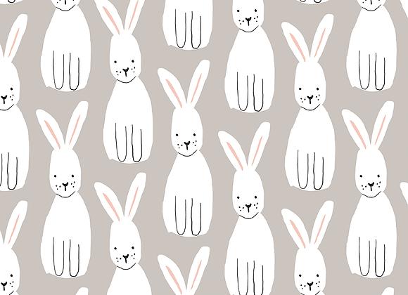 Love Bunnies Gift Wrap