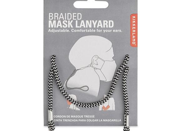 Braided Mask Lanyard