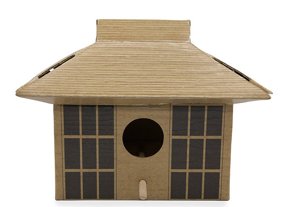 DIY Bird House Japanese Tea House