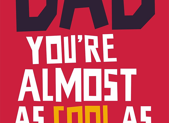 Chuck Norris Father's Day Card