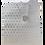 Thumbnail: Silver Dots Jumbo Gift Bag