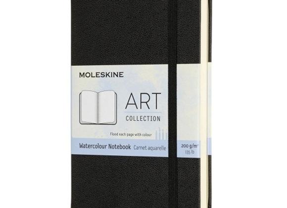 Art Collection Watercolour Large Album & Notebook