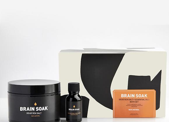 Brain Soak Bath Set