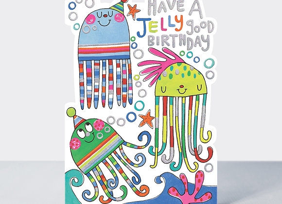 Happy Birthday Jelly Card