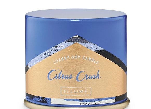Citrus Crush Tin Candle