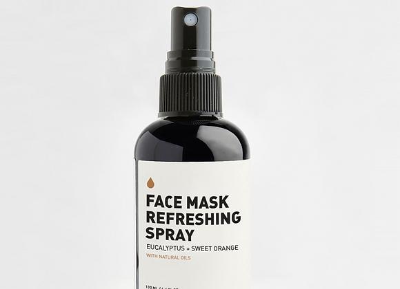 Eucalyptus & Sweet Orange Face Mask Refreshing Spray