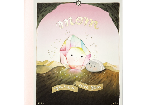 Mother's Day Gem Card