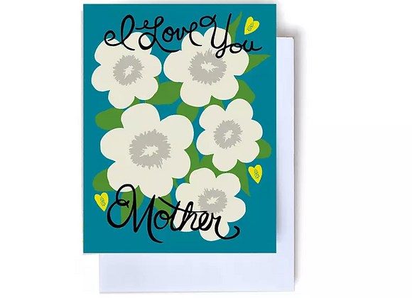 Love You Mother Card
