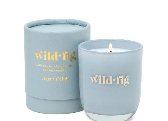 Wild Fig Petite Candle 5oz