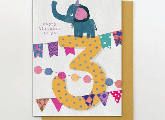 3 Happy Birthday Card