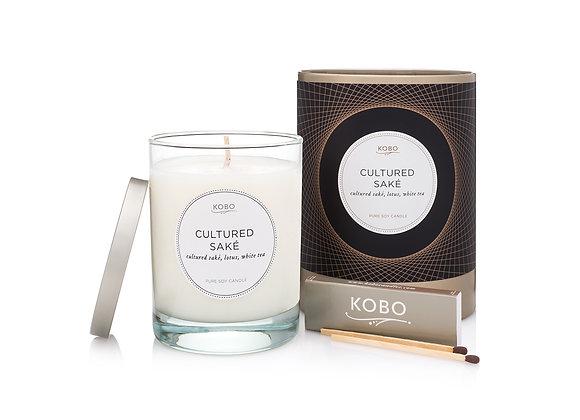 Cultured Saké Kobo Filament Series Candle