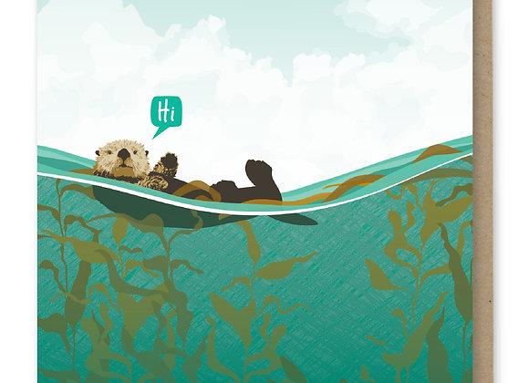 Hi Otter Card