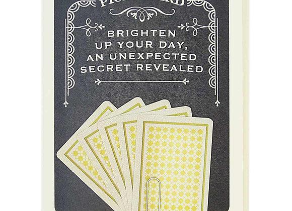 Brighten Day Fortune Card