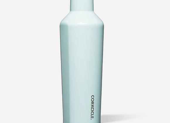 Gloss Powder Blue 16oz Canteen Bottle