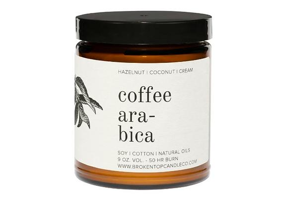 Coffee Arabica Soy Candle