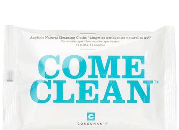 Come Clean Face Cleansing Wipes