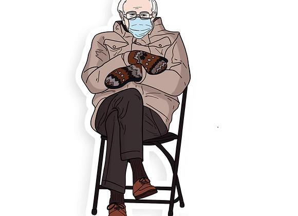 Bernie Single Sticker