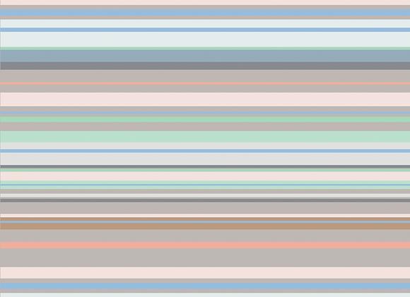Tissue Softly Striped