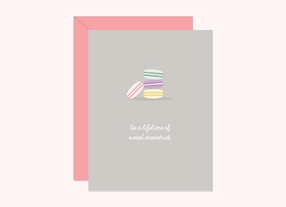 A Lifetime Of Sweet Memories Birthday Card