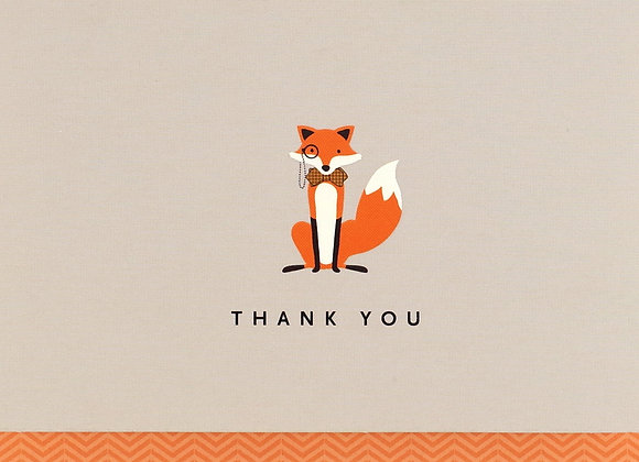 Dapper Fix Thank You Boxed Cards