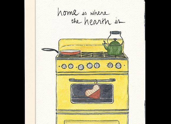 Home Hearth Card