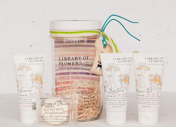 Willow & Water Bath Goods Sampling Kit