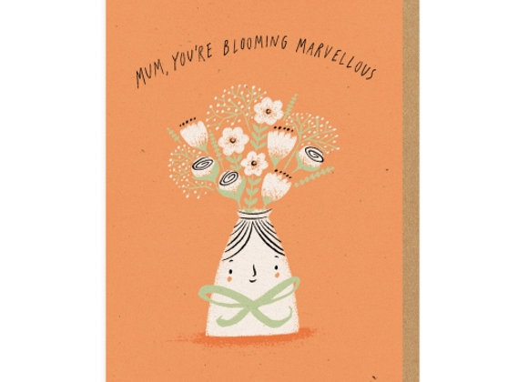 Blooming Marvellous Card