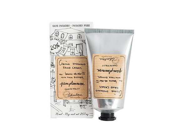 Grapefruit White Boxed Hand Cream