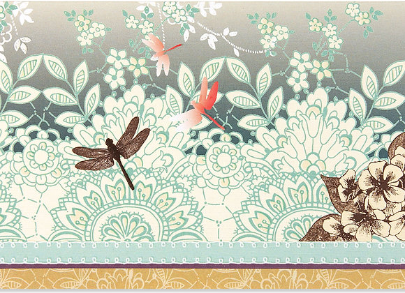 Dragonfly Blank Boxed Cards