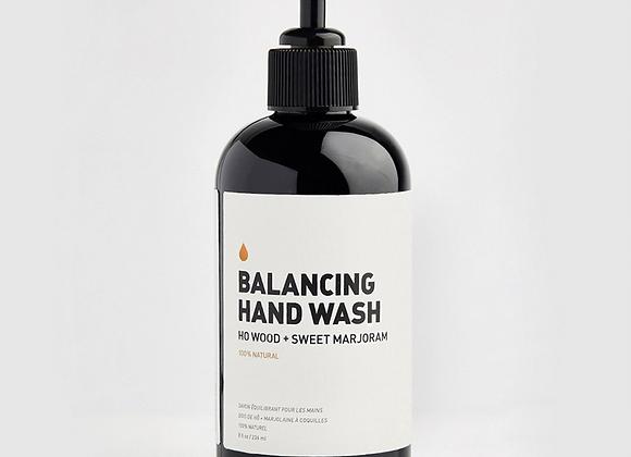 Balancing Hand Wash