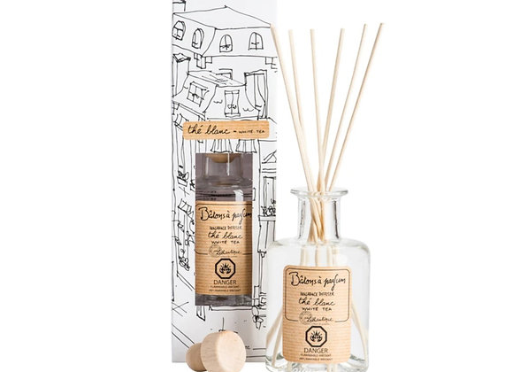 White Tea White Box Fragrance Diffuser