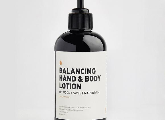 Balancing Hand & Body Lotion