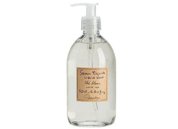 White Tea White Label Liquid Hand Soap