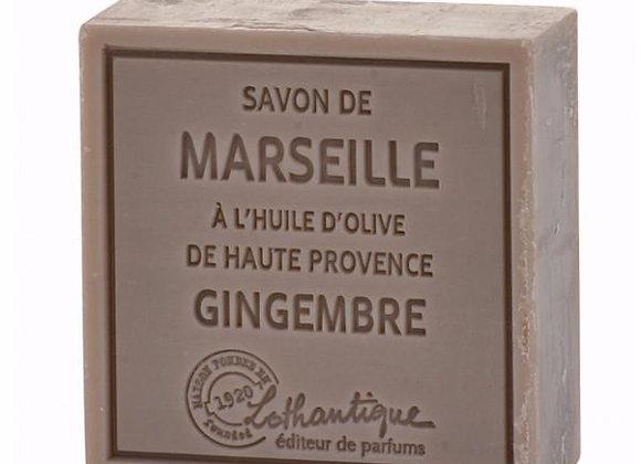 Les Savons de Marseille 100g Gingembre