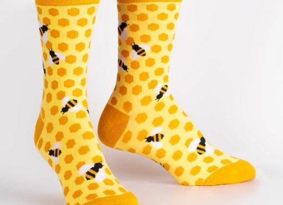 Women's Crew Bee's Knees Socks