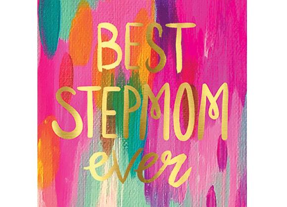 Best Step Mom Card