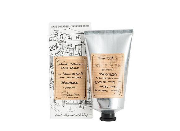 Verbena White Boxed Hand Cream