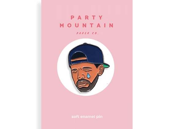 Drake Feels Enamel Pin @225