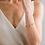 Thumbnail: Dot Pearl Bracelet Pearl