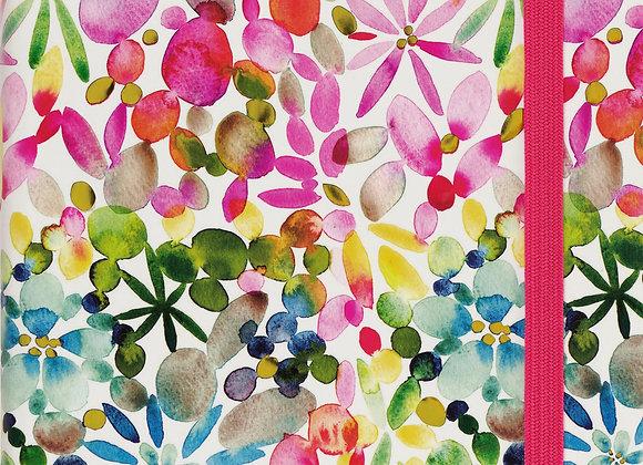 2022 Small Watercolour Garden Agenda