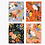 Thumbnail: Assorted Lively Floral Blank Boxed Cards
