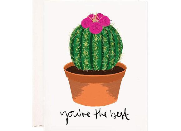You'reThe Best Card