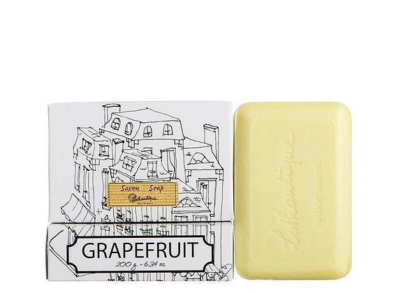 Grapefruit White Boxed 200g Soap