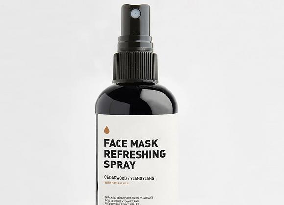 Cedarwood & Ylang Ylang Face Mask Refreshing Spray