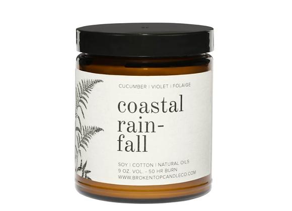 Coastal Rainfall Soy Candle